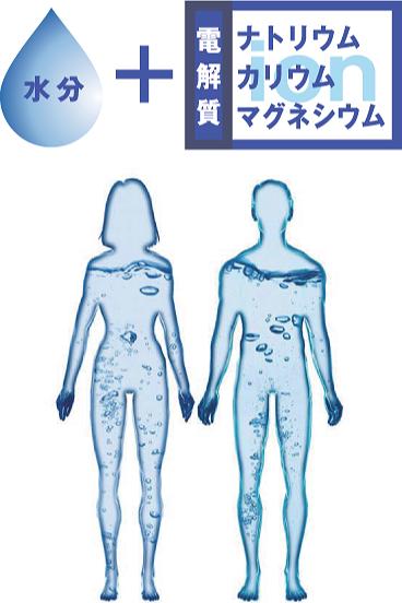 経口補水液 BLUE-AID(ブルーエイド)の特徴